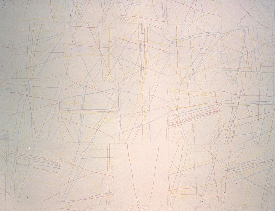 Sol LeWitt: Walldrawings, drawings, prints