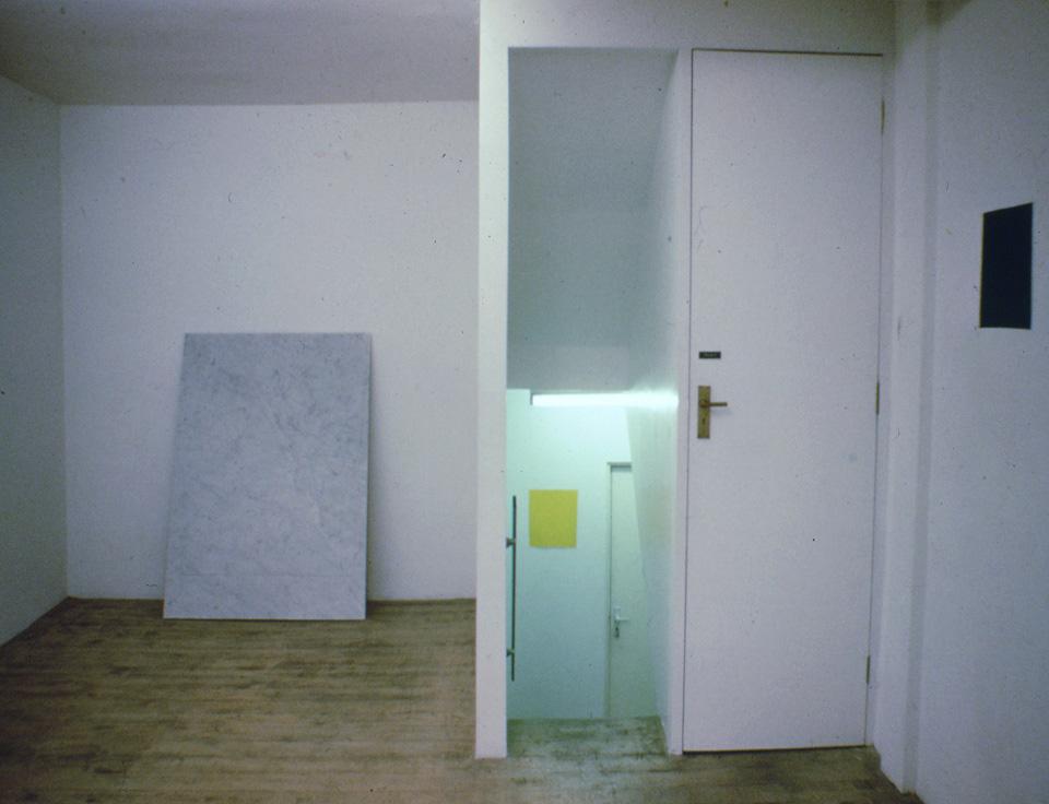 Stephen Cox: Relief: Recent Sculpture