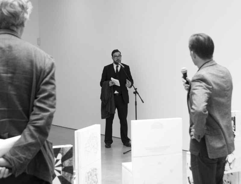 Art & Language: Speaking of 'Nobody Spoke'