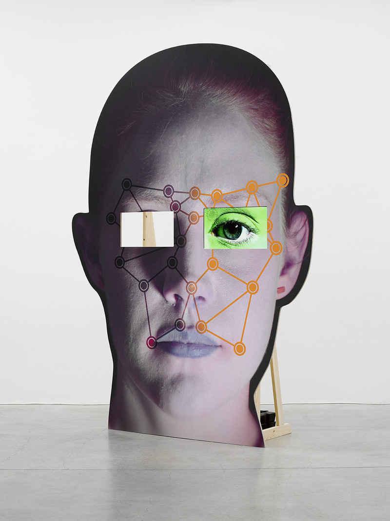 Tony Oursler – template/variant/friend/stranger