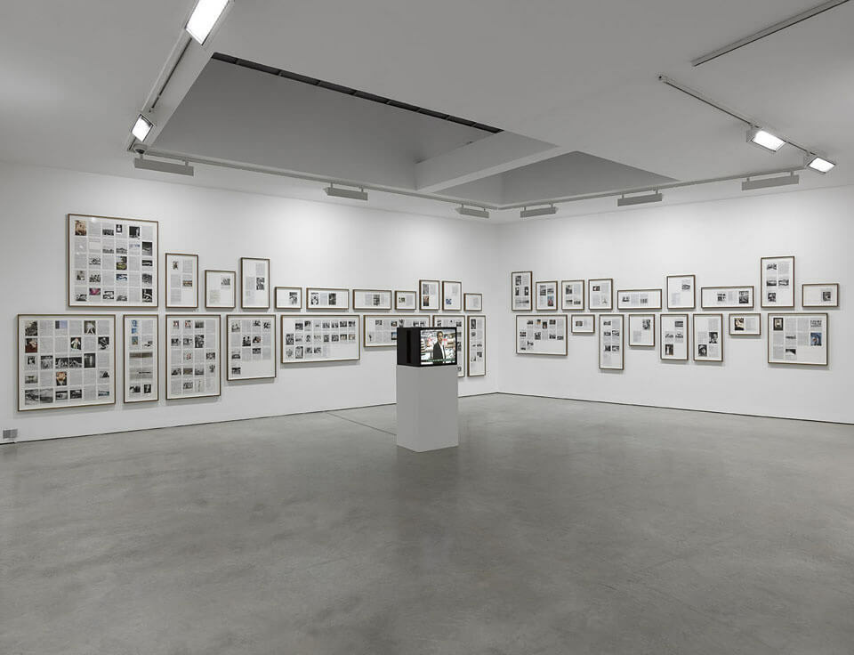 Cross Section of a Revolution curated by Andreas Leventis