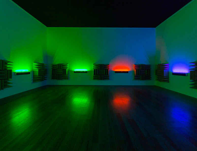 Haroon Mirza/hrm199 Ltd in Basel