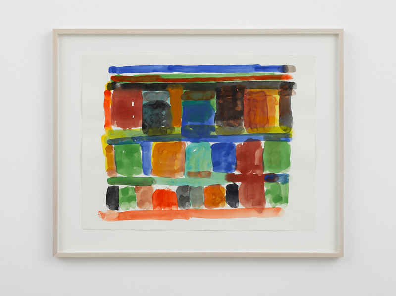 Stanley Whitney: Paintings