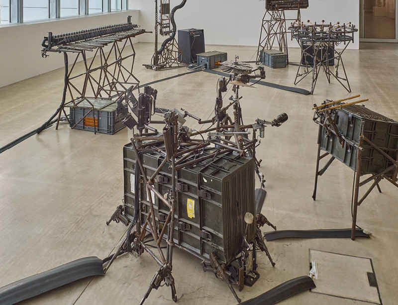 Pedro Reyes at Turner Contemporary, Margate