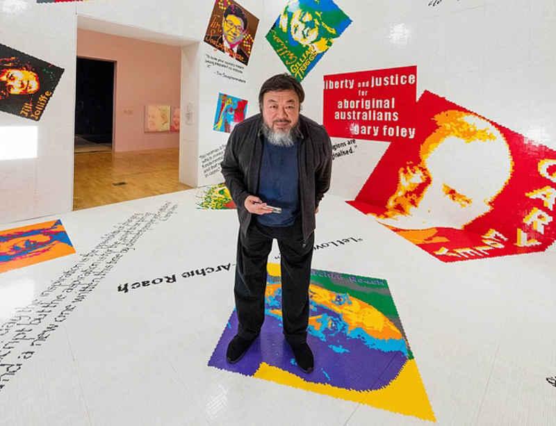 'Andy Warhol | Ai Weiwei'