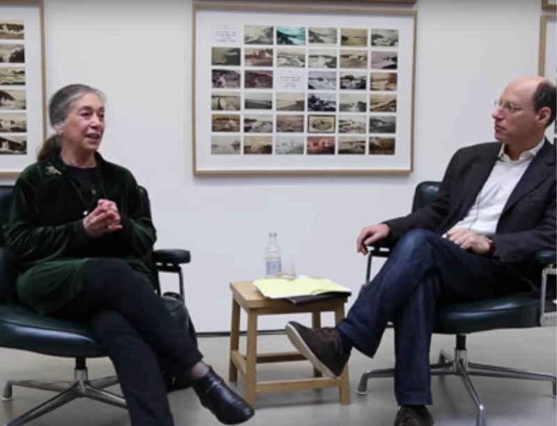 Susan Hiller in conversation with Darian Leader