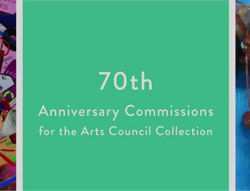 Arts Council Collection announces 8 new commissions