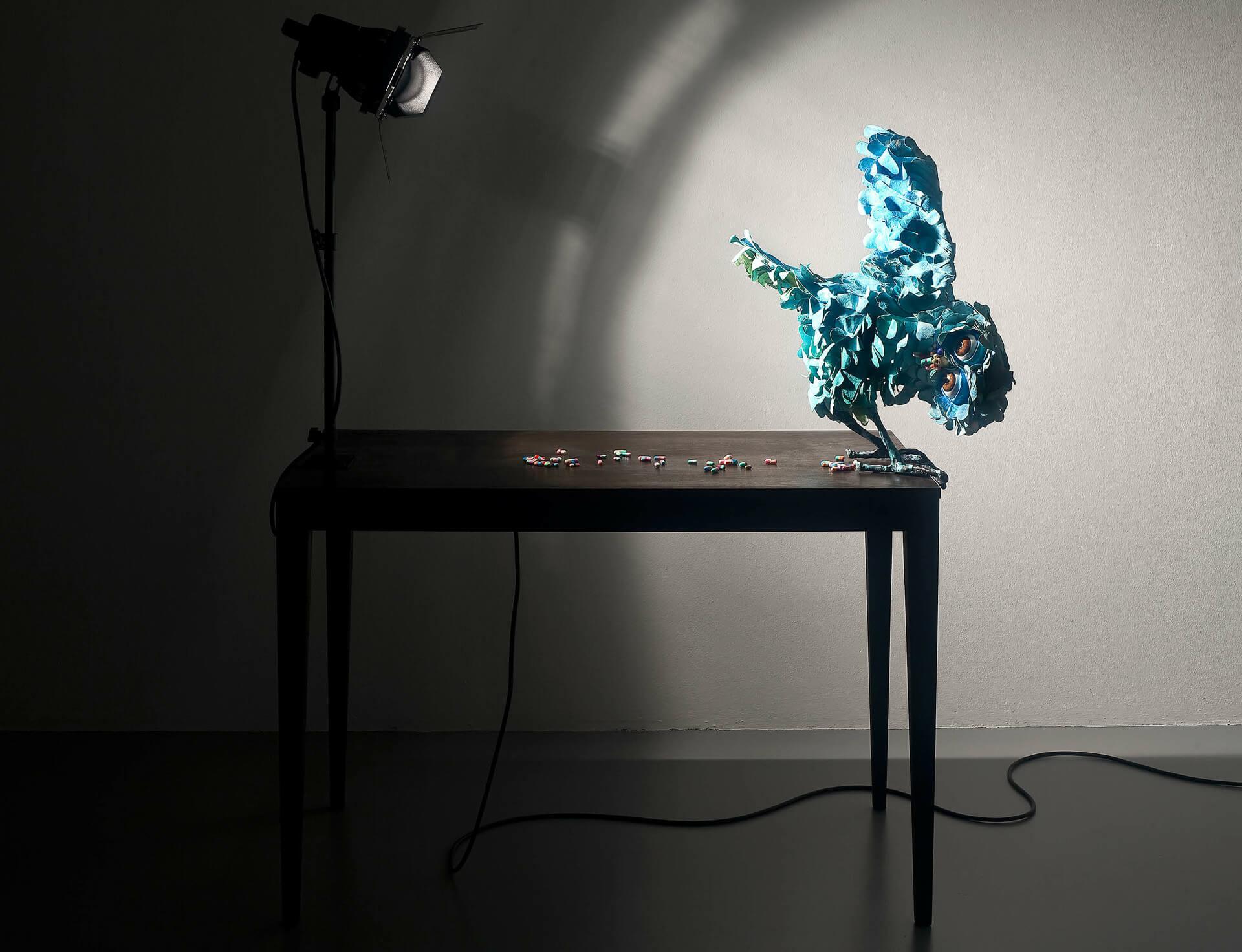 Djurberg & Berg at 'Encounters', Art Basel in Hong Kong