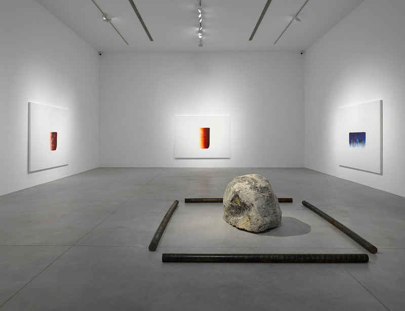 New exhibition by Lee Ufan now open at Château La Coste
