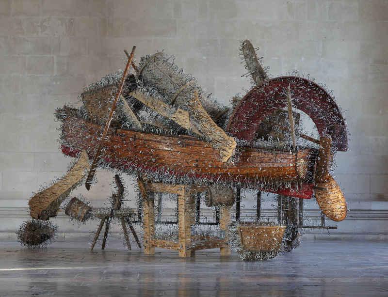 Tony Cragg: Sculpture