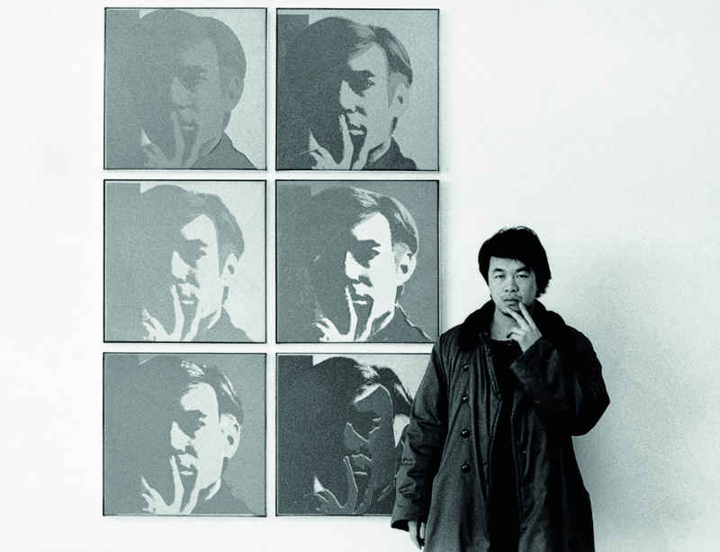'Andy Warhol | Ai Weiwei' opens in the United States