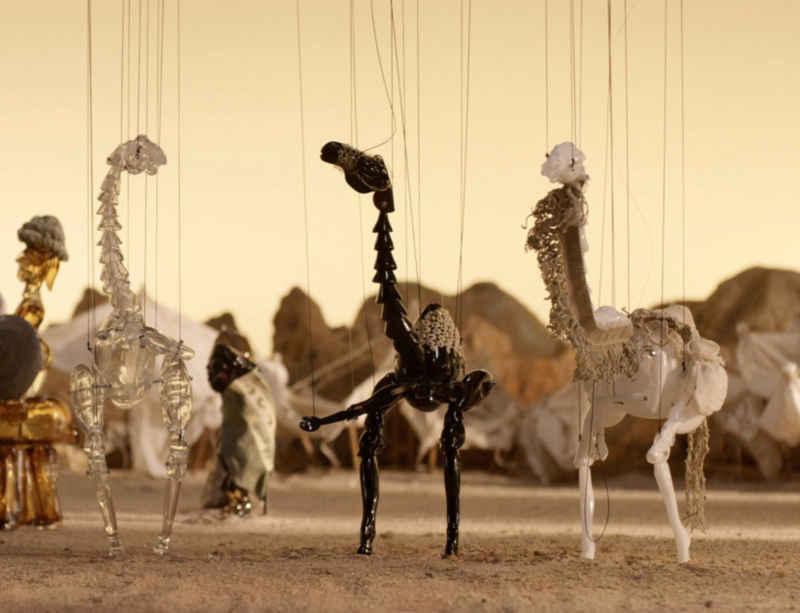 Wael Shawky's 'Cabaret Crusades' at Kunsthaus Bregenz, Austria